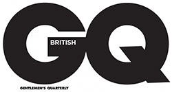 Logo for GQ