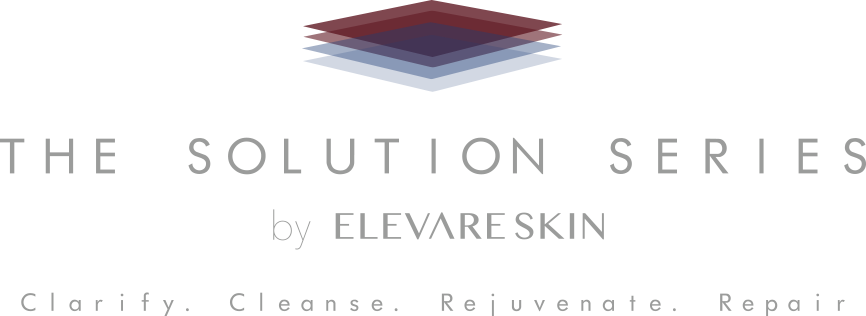 The Solution Series by Elevare Skin - Clarify. Cleanse. Rejuvinate. Repair.