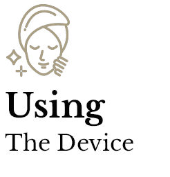Using The Device